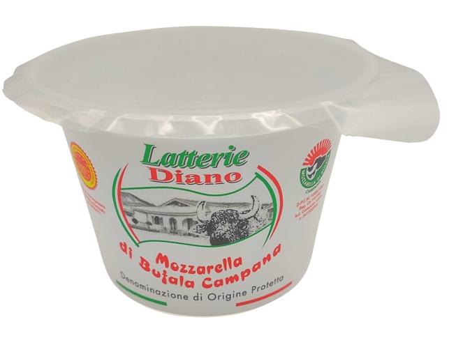 Mozzarella di bufala campana DOP 125 gr.