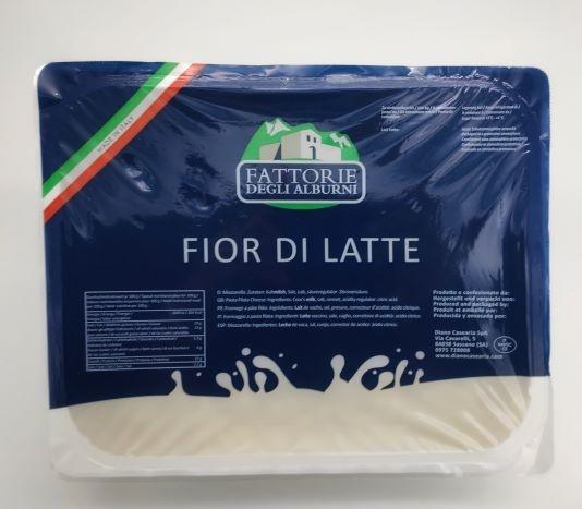 Fior di latte julienne Kg 2.5 Fattorie degli Alburni
