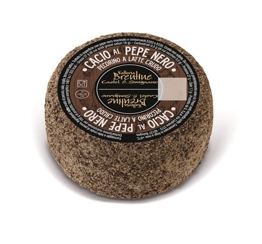 Pecorino al Pepe Fattorie Brentine kg. 0.400