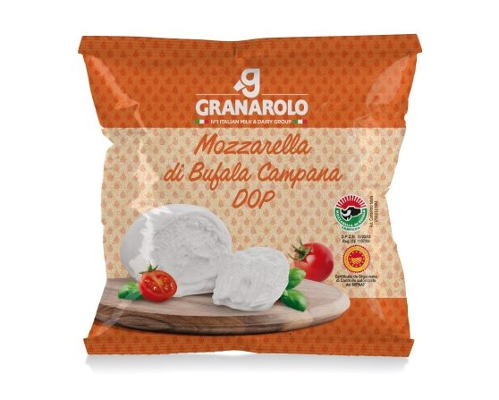 Mozzarella Bufala DOP Sacchetto gr. 125 Granarolo