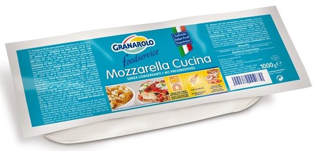 Mozzarella Cucina Kg. 1 Granarolo