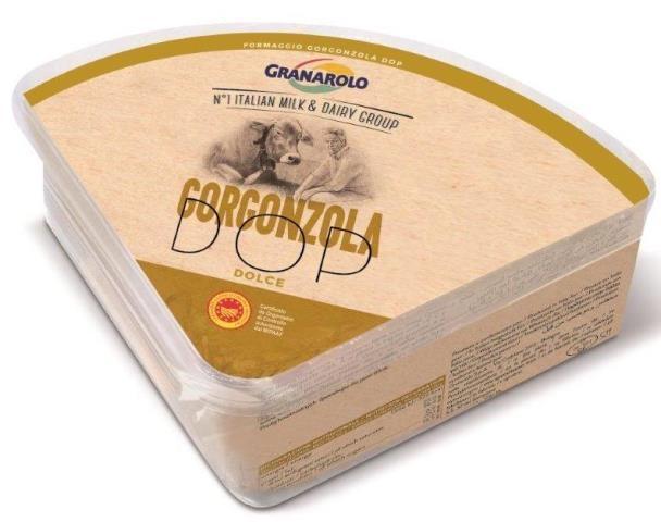 Gorgonzola dolce 1/8 kg. 1.5 ca.