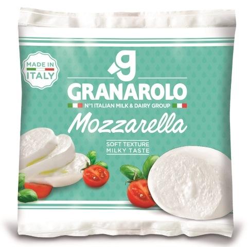 Mozzarella busta gr. 125 Granarolo