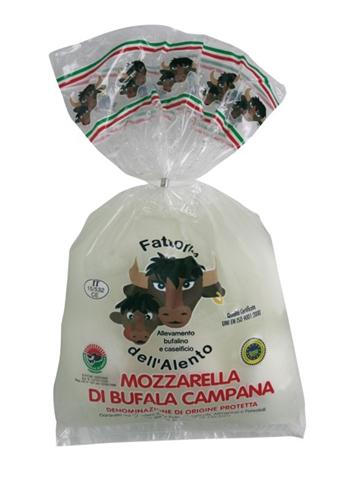 Bocconcini di Bufala Integrale buste 5 x gr.50