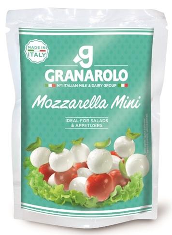 Mozzarelline ciliegine 125 gr.