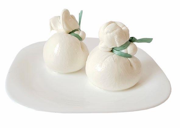 Burratina (vasc.2 pz x 125 gr.)