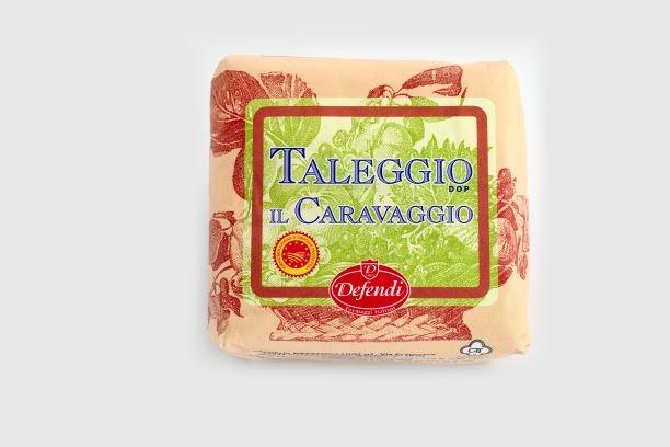 Taleggio Caravaggio DOP 1/4 gr. 500