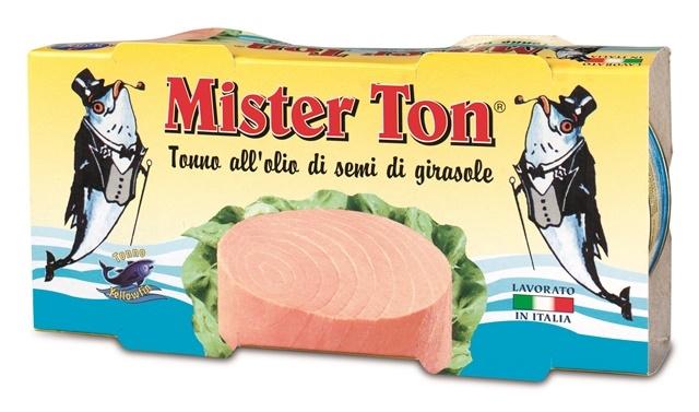 Mister Ton O.G. scat. cluster 2 x 160 gr