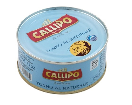 Tonno Gusto Re 160 gr.Naturale (conf.singola) lattina