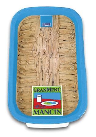 Filetti di alici Mancin vasc. kg. 1
