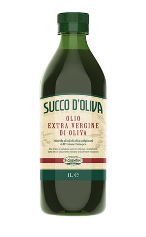 Olio extra vergine oliva lt.1 PET Fiorentini