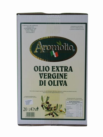 Olio Extra Vergine Bibox 20 lt.
