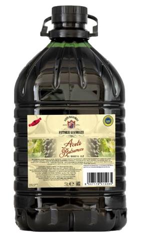 Aceto Balsamico di Modena IGP lt. 5 Fatt. Giacobazzi