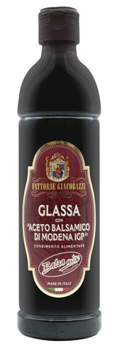 Crema con Aceto Balsamico ml. 500 Fatt. Giacobazzi