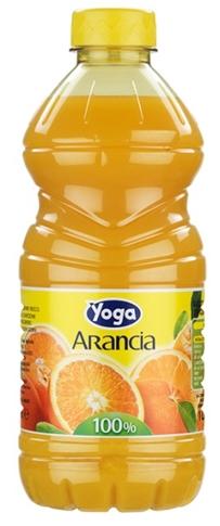Arancia 100% bott.lt.1 Yoga
