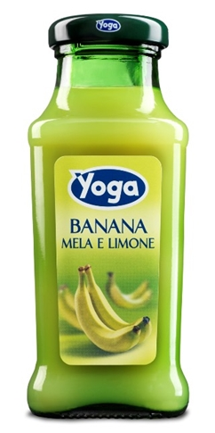 Banana bott.200 ml Yoga
