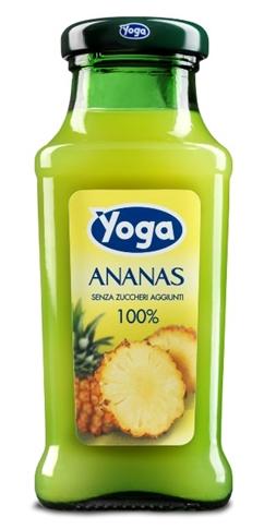 Ananas bott.200 ml Yoga