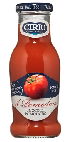 Succo di Pomodoro bott. 200 ml. Cirio