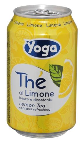Ice Yotea limone 330 ml.