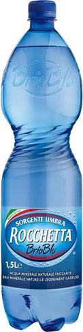 Brio Blu minerale frizzante lt.1.5 pet
