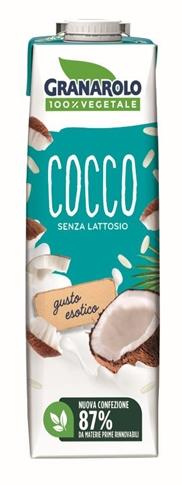 Bevanda al cocco e riso UHT Lt 1 Granarolo