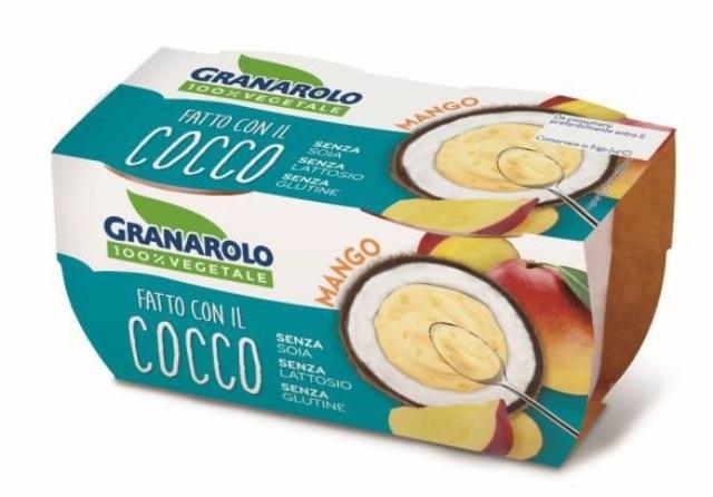 Cremosità di cocco mango 2x125 gr.