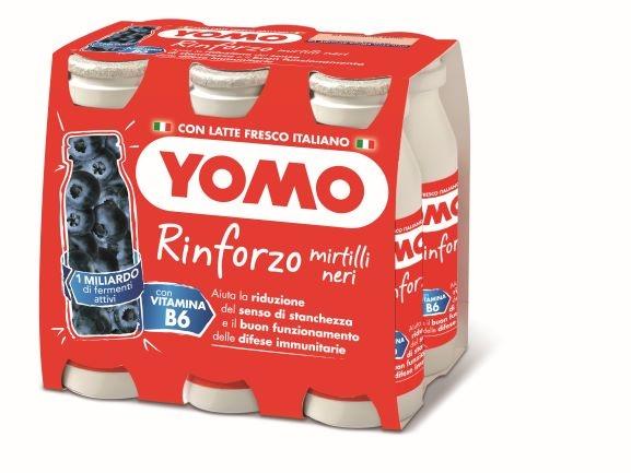 Yomo Rinforzo mirtilli 6x90 gr