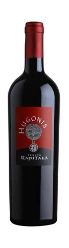 Hugonis Terre Siciliane IGT (Rosso) lt. 0.750 14%