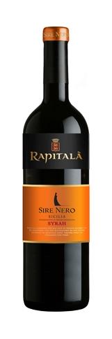 Sire Nero Syrah Sicilia DOC (Rosso) lt. 0.750 13.50%