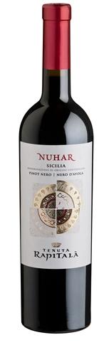 Nuhar Pinot Nero/Nero d'Avola (Rosso) DOC lt. 0.750 13.50%