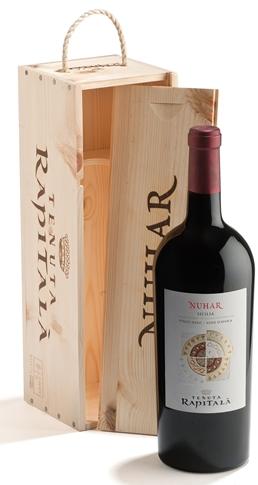 Nuhar Pinot Nero/Nero d'Avola (Rosso) DOC lt. 1.5 13.50%
