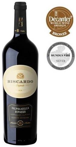 Valpolicella classico Ripasso lt.0.750