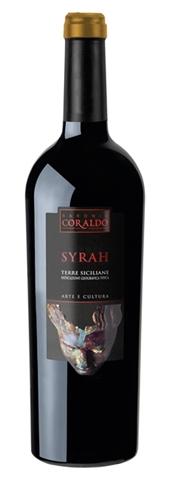 Syrah IGT Sicilia rosso lt.0.750 13.5% Baronie Coraldo