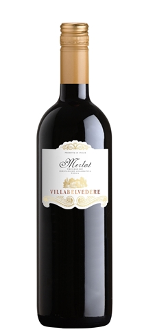 Merlot Trevenezie IGT Villa Belvedere lt. 0.750 12%