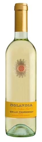 Grillo Chardonnay Sicilia DOC Solandia lt. 0.750 12.50%