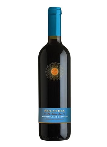 Montepulciano d'Abruzzo DOC Solandia lt. 0.750 13%