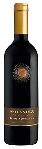 Shiraz Nero D'Avola DOC Solandia lt. 0.750 13.50%