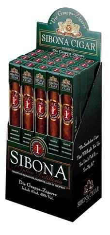 Box Cigar 2 da 20 sigari 40% lt.1.6