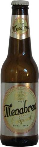 Birra Menabrea 24x33 cl bottiglia