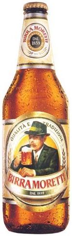 Birra Moretti 24x33 cl bottiglia