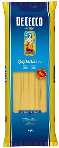 Spaghettini kg. 1 Promozione