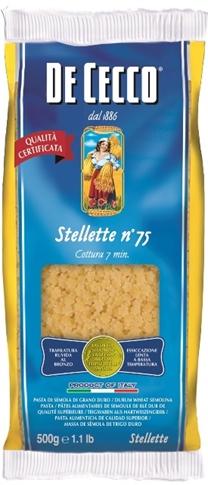 Stellette De Cecco kg. 0.5