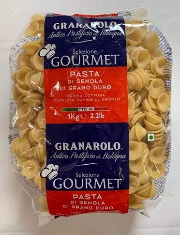Orecchiette Gourmet nr.80 Kg. 1 Granarolo