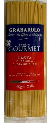 Spaghetti Gourmet Kg. 1 Granarolo