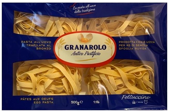Fettuccine all'uovo  Kg. 0.5 Granarolo