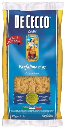 Farfalline De Cecco kg. 0.5