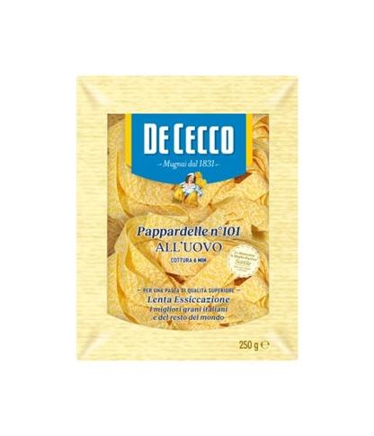 Pappardelle uovo De Cecco kg. 0.25