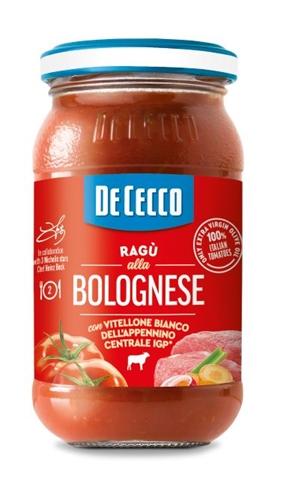 Sugo alla Bolognese De Cecco gr. 190