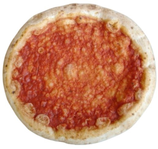 Base Fresca per pizza al pomodoro 4x220 g