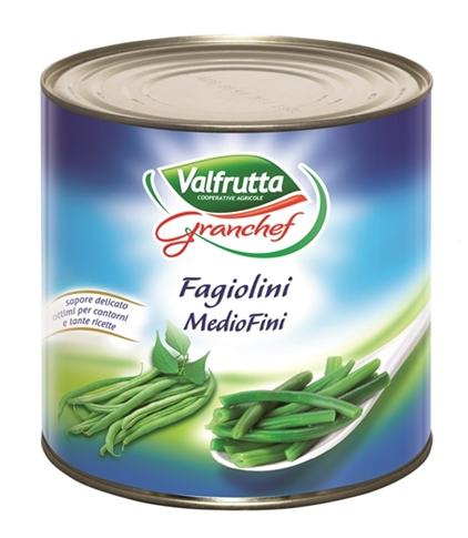 Fagiolini (medio fini) Granchef kg.2.6